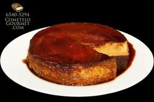 Flan Natali torta entera - Cometelo Gourmet