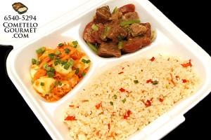 Carne diabola - Cometelo Gourmet
