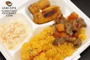 Carne Guisada - Cometelo Gourmet