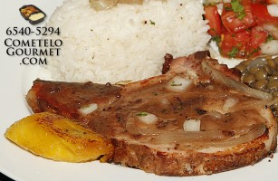 Chuletita BBQ - Cometelo Gourmet
